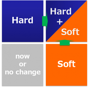 ガード改革とソフト改革